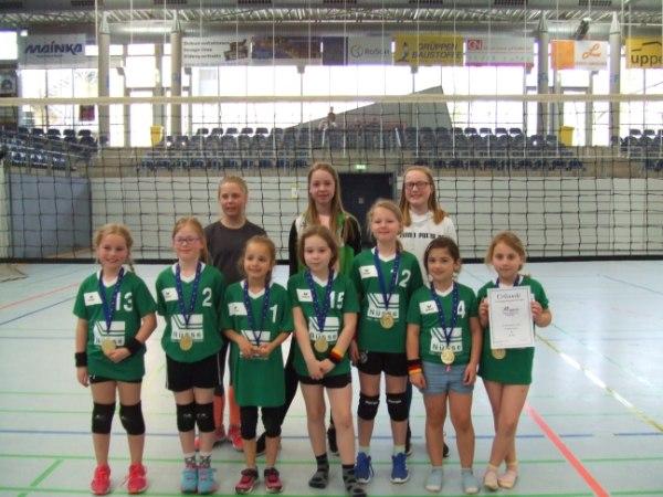 Sieger der U13: SV Wietmarschen II