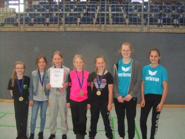 Sieger U12 - SV Wietmarschen I